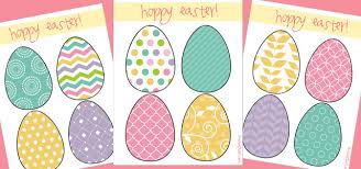 easter egg hunt template easter egg printable template free live craft eat
