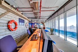 google tel aviv office tel. Google Tel Aviv Office / Camenzind Evolution E