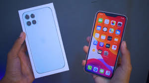 Iphone 12 Pro Max Unboxing - YouTube