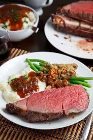prime rib roast dinner. Beautiful Dinner The Perfect Prime Rib For Roast Dinner
