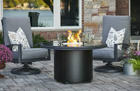 natural gas vs propane fire pits