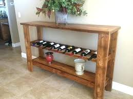 Wine rack bar table Dining Room Bar Table With Wine Rack Wine Rack Reclaimed Barn Wood Wine Rack Table By On Oak Console Table Piece Bar Table Set With Wine Rack Base Bar Table And Bar Beautiful Interior Home Furniture Crazymindinfo Wine Racks Bar Table With Wine Rack Wine Rack Reclaimed Barn Wood