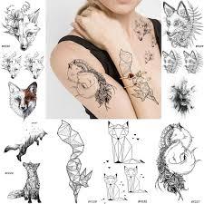 подробнее обратная связь вопросы о Yuran женский боди арт лиса тату