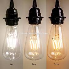 Retro Led Bulbs St64 St58 High Lumen 4w 6w 8w Led Filament E27e26b22 Filament Led Lamp St64 Buy Retro Led Bulbs St64filament Led Lamp St64high