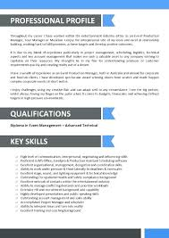 Tour Manager Resume Hospitality Management Resume Samples 60