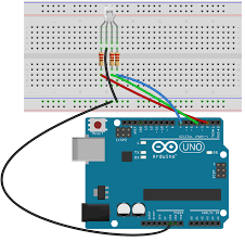 how to build an rgb led circuit an arduino arduino rgb led breadboard circuit