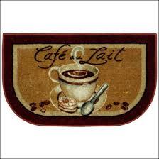 coffee kitchen rugs