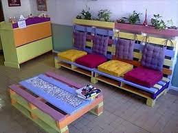 pallets furniture ideas. Unique Pallets Furniture Ideas -