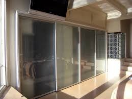 sliding glass doors smoked glass