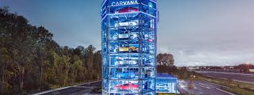 Vending Machines Dallas Gorgeous Carvana Car Vending Machine Arrives In Washington DC