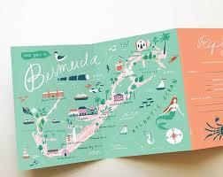 Custom Listing For Danielle Map Wedding Invitation