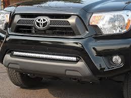 2005-2015 Toyota Tacoma Bumper Mount Kit Black | Rigid Industries