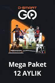 D-Smart Go Mega 12 Aylık Dijital Abonelik Kodu Fiyatı, Yorumları - Trendyol