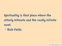 Rick Fields quotes: top 4 famous quotes by Rick Fields