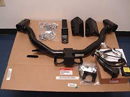 amazon com acura oem factory trailer hitch and harness 2010 2013 2014 acura mdx trailer wiring harness at 2014 Acura Mdx Trailer Wiring Harness