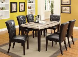 dark espresso dining table montreal