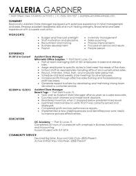 Good Resume Examples Retail Retail Sales Resume Examples Good Resume Examples Resume