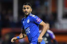 Roma Makes Final Mahrez Offer - Chiesa Di Totti
