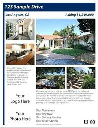 9 10 Home For Sale Flyer Sample Soft 555 Com