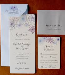 Fourth Of July Invitations With Fireworks Paperfish Designs