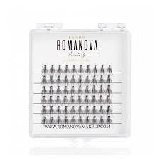 Характеристики модели <b>Romanova MakeUp Пучки F</b>-<b>Short Mini</b> 8 ...