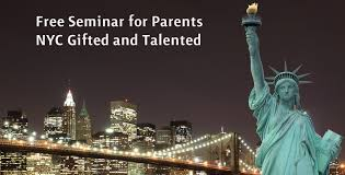 nyc gifted and talented seminar at cai center sponsored