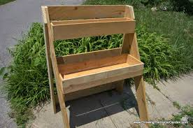 elevated garden beds. Multi-Level Garden Bed Elevated Beds
