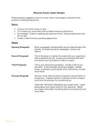 Free Cover Letter Sample For Job Application With Examples Of Resume