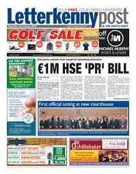Letterkenny Post 25 01 18 By River Media Newspapers Issuu