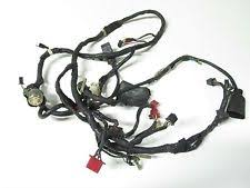 honda cbr1000f other electrical ignition honda cbr1000f hurricane 1000 cbr 1987 1988 main wire harness wiring 141418
