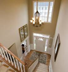 two story foyer chandelier two story foyer lighting lovely what size chandelier for trgn popular foyer