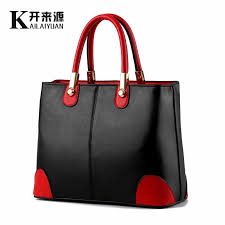KLY 100% <b>Genuine leather Women</b> handbags 2019 <b>New</b> ...