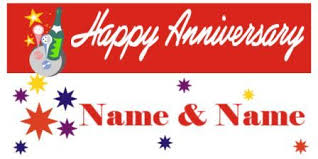 happy anniversary banners anniversary banner clipart clipart collection anniversary ribbon