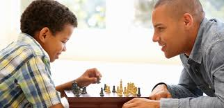how to land your first lance client chess son and father