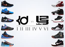 all lebron shoes 1 12. comparing the nike kd and lebron through first six models all lebron shoes 1 12 s