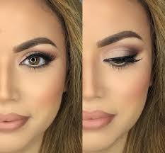 description simple and beautiful makeup