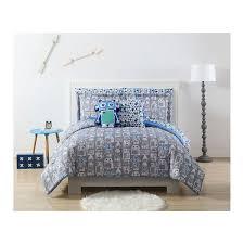 laura hart kids robot bedding set full 0