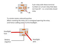 5 pin relay wiring diagram boulderrail org 4 Pin Relay Wiring Diagram pin 5 post relay wiring diagram pleasing 4 pin relay wiring diagram fuel pump