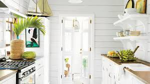 10 Beautiful White Beach House Kitchens - Coastal Living