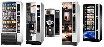 Manufacturer Of Vending Machines