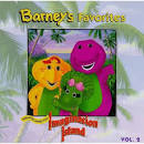 Barney's Favorites, Vol. 2 album by Barney