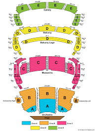 Ordway St Paul Seating Chart Ordway Center For Performing Arts Seating Chart