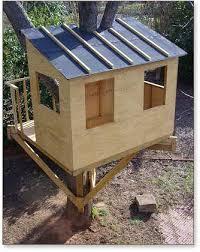 darts designcom Tremendeous Simple Treehouse Roof Tree House