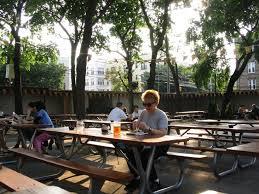 beer garden bohemian hall beer garden 29 19 24th avenue astoria