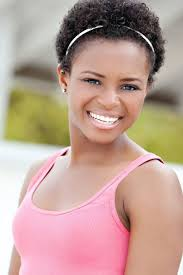 Short Natural Afro Hairstyles Natural Hairstyles Black Women