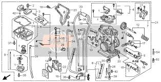 honda crf250r 2005 spare parts msp e 18 carburetor