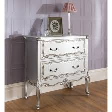 silver chest of drawers. La Rochelle Drawer Antique French Style Chest Intended Silver Of Drawers