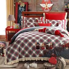 duvet cover on at reasonable s plaid harry potter red embroidery comforter quilt bedding