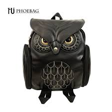 <b>HJPHOEBAG Fashion</b> Women Backpack Newest Cool Black PU ...