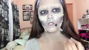 taylor swift look what you made me do easy zombie make up tutorial ataska
